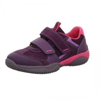 Dívčí celoroční boty Superfit 5-09384-90
