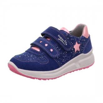 Dívčí celoroční boty Superfit 8-00187-80