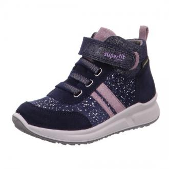 Dívčí goretetexové boty Superfit 5-09184-80