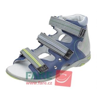 Dětské sandály Fare 1763103