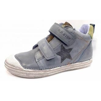 Dětské celoroční boty DDStep 049-907M