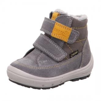 Dětské Goretexové zimní boty Superfit 3-09314-25