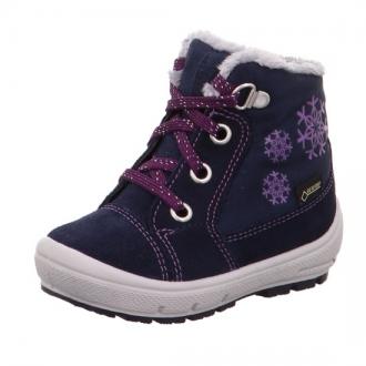 Dětské Goretexové zimní boty Superfit 5-09307-80