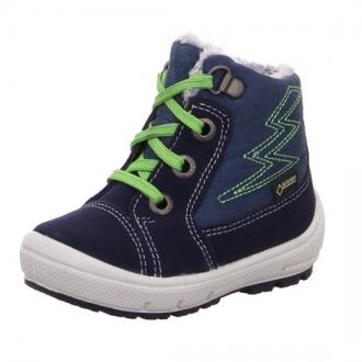 Dětské Goretexové zimní boty Superfit 5-09306-80