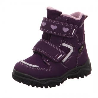 Dětská zimní obuv Superfit 5-09045-90