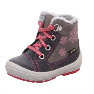Dětské zimní boty s membránou Superfit 5-09307-20