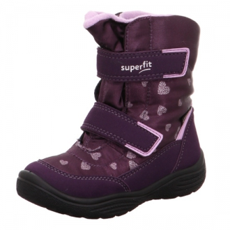 Dívčí goretexové zimní boty Superfit 5-09091-90