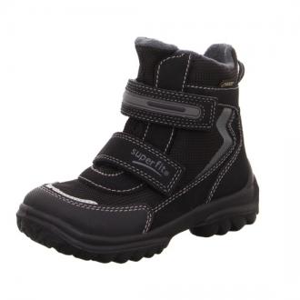Dětské široké zimní boty Superfit 8-09030-00