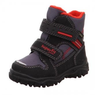 Dětské goretexové zimní boty Superfit 5-09044-00