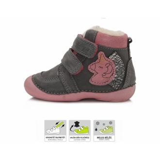 Dětské zimní boty DDStep 015-189D