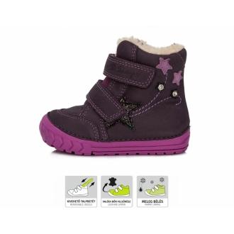 Dětské zimní boty DDstep 029-310