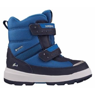 Dětské zimní goretexové boty Viking Play 3-87025-555