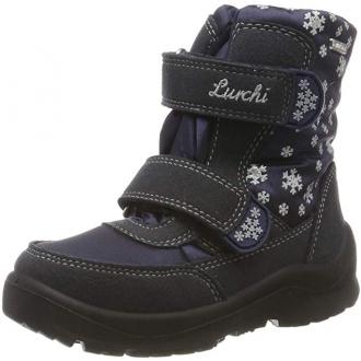 Dívčí širší zimní boty Lurchi 33-31033-32