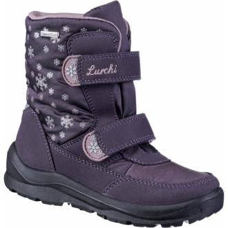 Dívčí širší zimní boty Lurchi 33-31033-39
