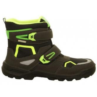 Dětské zimní membránové boty Lurchi KASPAR 33-31032-48