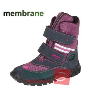 Dětské zimní membránové boty Fare 2646294