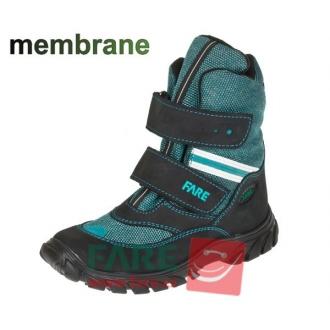 Dětské zimní membránové boty Fare 2646208