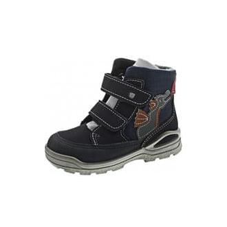 Dětské zimní membránové blikací boty Ricosta BIXI 3931500/180