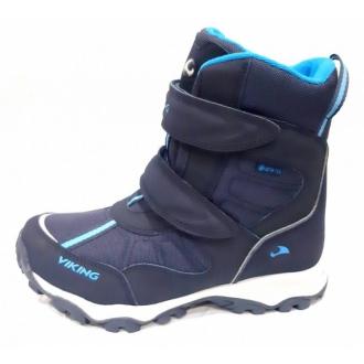Dětské zimní goretexové boty Viking BLUSTER 3-82500-5