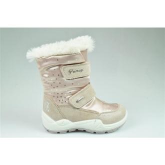 Dívčí kozačky / sněhule Primigi 4381222