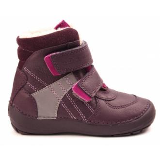 Dětské zimní barefootové boty DDStep 023-804CM