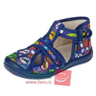 Dětské papuče Fare 4119403