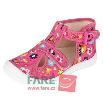 Dětské papuče Fare 4119442