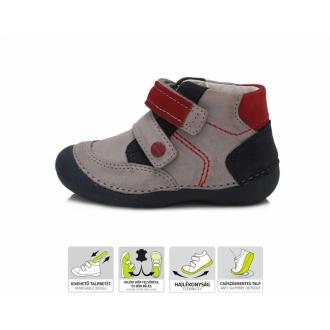 Dětské celoroční boty DDStep 015-197B