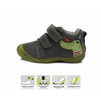 Dětské celoroční boty DDStep 015-194