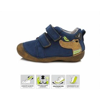 Dětské celoroční boty DDStep 015-194A