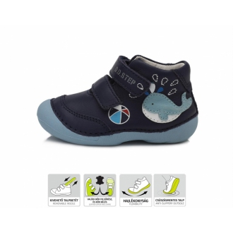 Dětské celoroční boty DDStep 015-198
