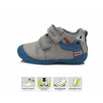 Dětské celoroční boty DDStep 015-194B
