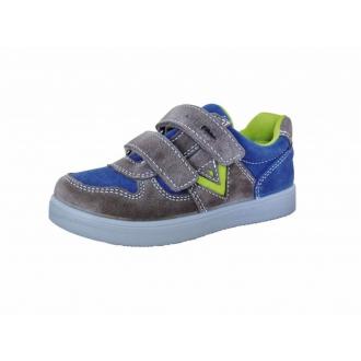 Dětské celoroční boty Protetika Arox denim
