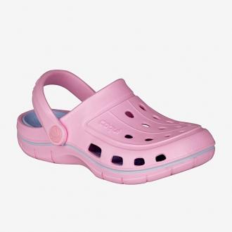 Dětské Coqui k vodě 6353 Pink/Candy Blue