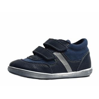 Dětské celoroční boty Jonap 051MV Tm.Modrá