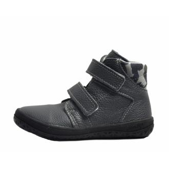 Dětské barefootové boty Jonap B2MV Šedá mask