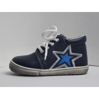 Dětské celoroční boty Jonap 022M Mod Hvězda