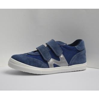 Dětské celoroční boty Jonap 053SV Modrá