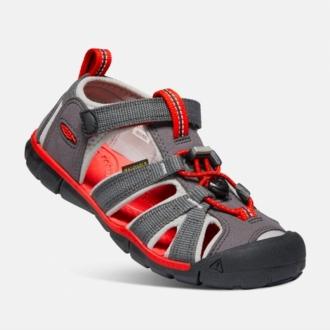 Dětské sandály Keen Seacamp Magnet/Drizzle