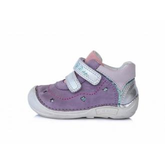 Dětské celoroční barefootové boty DDSTep 018-43A