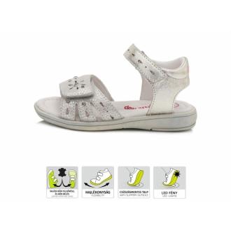 Dětské sandály DDStep K03-204BL