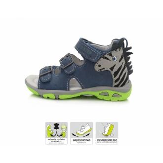 Dětské sandály DDStep AC290-820AM
