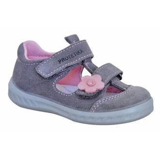 Protetika Gers Grey dětský uzavřený sandálek