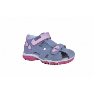 Dětské sandály Protetika Darby Grey