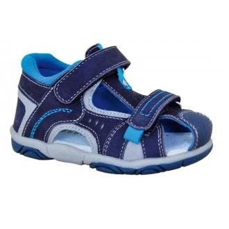 Dětské sandály Protetika Rivas Navy