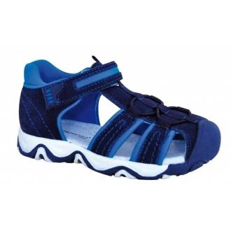 Chlapecké sandály Protetika Ralf Navy