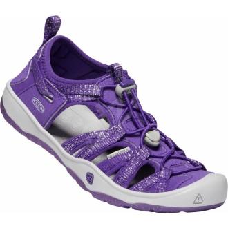 Dětské sandály Keen Moxie royal purple/vapor
