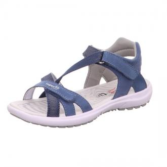 Dívčí sandály Superfit 0-609203-8100