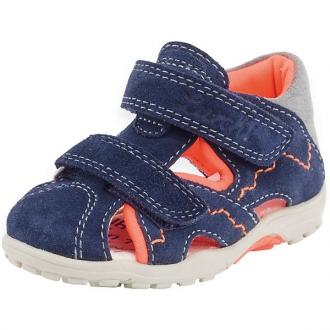 Dětské sandály Lurchi MARCI NAVY 33-16051-22