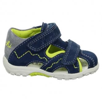 Dětské sandály Lurchi MARCI PETROL 33-16051-29